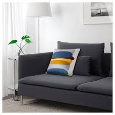 oder sofa söderhamn 3 seat sofa samsta grey ikea