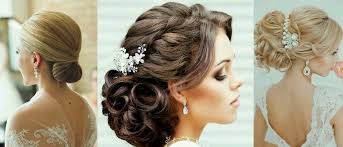 hair styles with rhinestones wedding hairstyles for long hair with accessories flowers