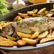 cuisiner truite au four truite au four une recette de plat facile