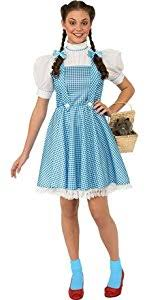 Amazon Halloween Costumes Kids Amazon Rubie U0027s Costume Women U0027s Wizard Oz Dorothy