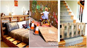 Upcycling Ideas For The Home 26 Highly Ingenious Cost Efficient Pallet Diy Projects For Kids