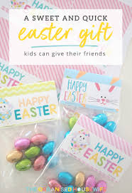 kids easter gifts sweet easter gift for kids to give their school friends the