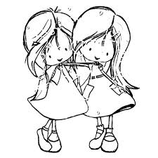 for kids download best friend coloring pages 83 for coloring pages