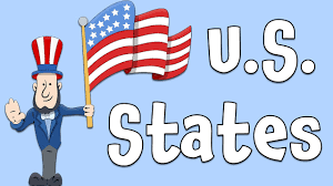 All Fifty States Us States All 50 States Youtube