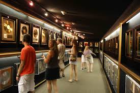 graceland memphis tennessee usa the exhibition list