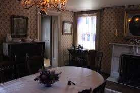 Fright Lined Dining Room by Russell Rich History Weekend Offers A Treasure Trove Of Events