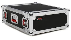 Audio Rack Case Gator G Tour R4u 4u Standard Audio Road Rack Case Sweetwater