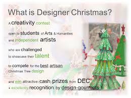 designer unique artisan trees artistic contest