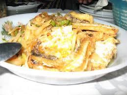 cuisine congolaise brazza plat congolais poisson salés photo de pointe pointe