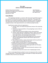 Sample Resume Objectives For Criminal Justice by Criminal Lawyer Cover Letter
