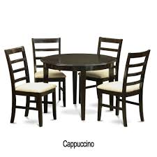 Round Dining Room Tables For 4 by Small Round Dining Table Set