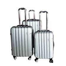 ultra light luggage sets todo ultra light luggage set 3pcs hard shell combination locks
