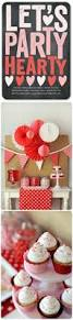 Valentine Banquet Decorations Ideas by Best 25 Red Party Decorations Ideas On Pinterest Red Party Red