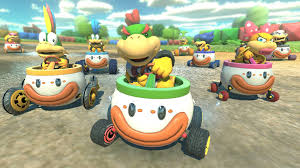mario kart 8 deluxe recensione gamesoul it