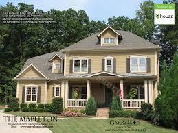 farmhouse style house mapleton house plan house plans by garrell associates inc