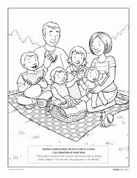 picnic coloring coloring