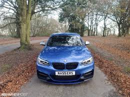 how much are bmw 1 series bmw m135i hatch with m235i coupe front end conversion looks so