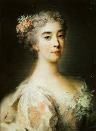 Glynis Barnes Mellish Portraits In Pastels U2013 Rosalba Carriera Beyond The Yalla Dog