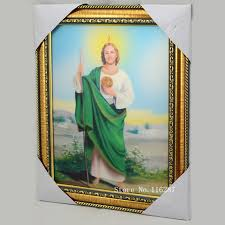 st jude gifts catholic religious gifts 3d hd painting apostle of jesus st jude