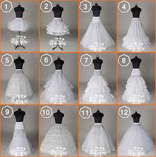 wedding dress hoops new 12 styles wedding bridal hoops hoopless petticoat slips