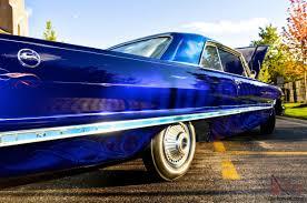 chevy impala custom blue 2 door 63 chevy impala