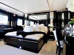 black white and silver bedroom ideas contemporary black white and
