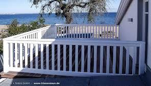 balkon und terrasse terrassen sichtschutz hartholz 25 jahre garantie