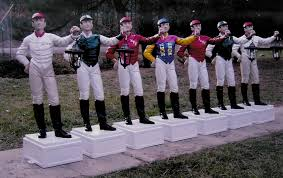 lawn jockeys daly s custom racing apparel
