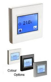 bathroom underfloor heating thermostat electric underfloor heating digital thermostats