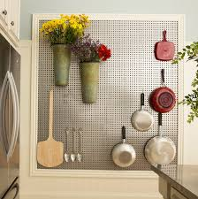 pegboard kitchen ideas 32 smart and practical pegboard ideas for your home digsdigs
