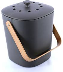 chef n ecocrock counter compost bin home kitchen