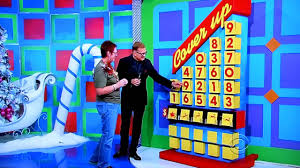 the price is right cover up 12 23 2013