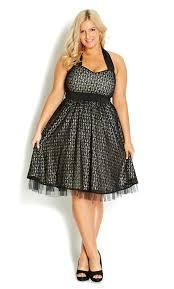 city chic special halter dress women u0027s plus size fashion