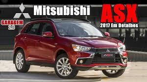 Mitsubishi Asx Pictures Novo Mitsubishi Asx 2017 Em Detalhes Garagem 2 0 Youtube