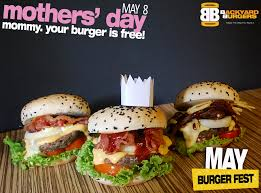 backyard burgers promo davao burgers at backyard burgers