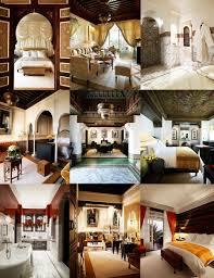 moroccan interiors velvet palette