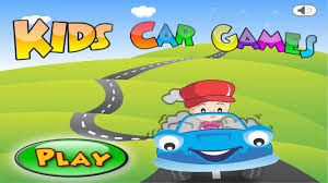 kids car games mobile game for android youtube