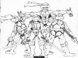 coloring page turtle teenage mutant ninja turtles coloring pages bebo pandco
