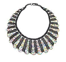 collar necklace beads images Cheap black beaded collar necklace find black beaded collar jpg