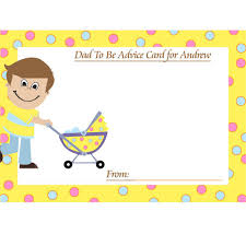 to be advice cards to be advice cards baby shower baby shower