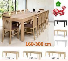 Esszimmertisch Deutsch Wenus Tisch Esstisch Ausziehbar