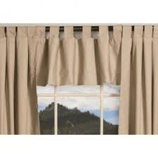 Tab Top Valance Insulated Tab Top Curtains Foter