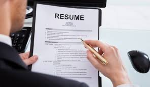 resume review services event registration