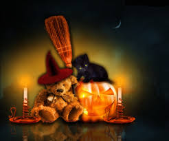 halloween black cat cute wallpaper download wallpaper