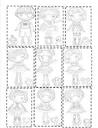 30 u003c3 lalaloopsy coloring pages images