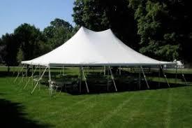large tent rental tent rentals in nj stuff party rental since 1982