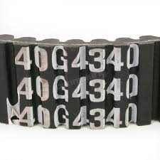 gates 1 406 in x 44 625 in g force drive belt 40g4340