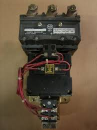 where are the physical terminals in motor starters