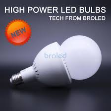 Luminous Led Light Bulbs by High Wattage Led Light Bulbs Warehouse Lighting Retrofit 30w 40w