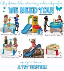 step 2 water works water table apply to be a step 2 toy tester thrifty momma ramblings